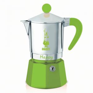 Bialetti Happy Groen 3 kops
